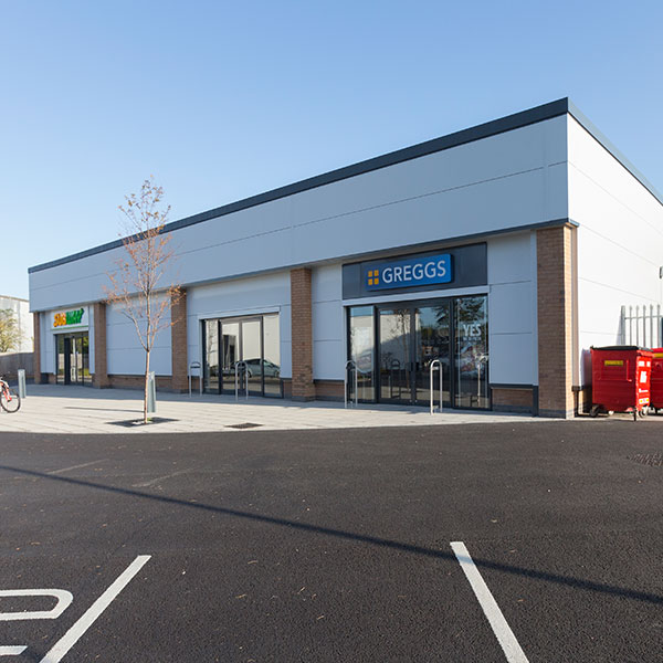 Practical Completion in St Neots